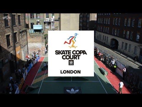 adidas Skate Copa Court London