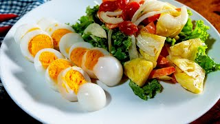 Egg Salad - How to Make Perfect Egg Salad Recipe Easy at Home