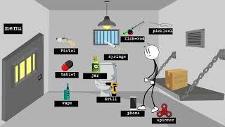 Stickman jailbreak 6 (by Starodymov games) / Android Gameplay HD