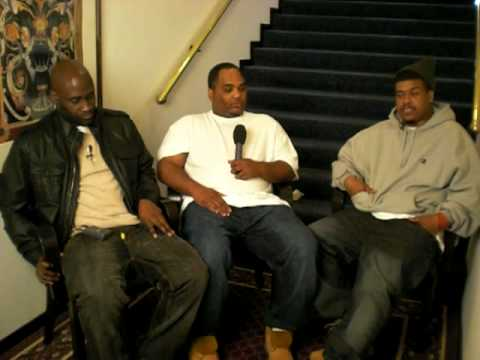 DE LA SOUL interview by GETATNANCE