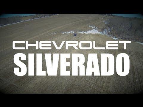 AutoTech : 2014 Chevrolet Silverado Review (Drone Footage)