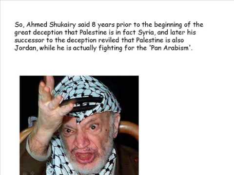 Palestine - the great deception
