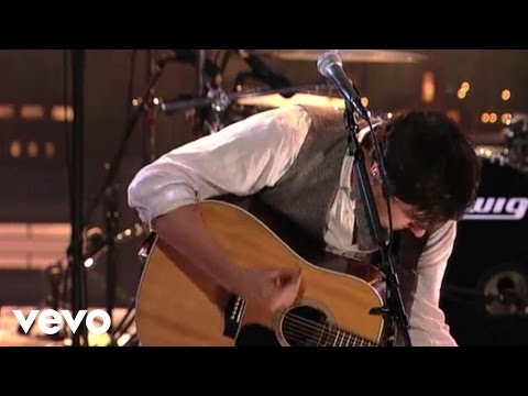 Mumford & Sons - I Will Wait (Live @ Letterman)
