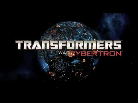 Transformers War for Cybertron (Game Movie-Full Length) HD
