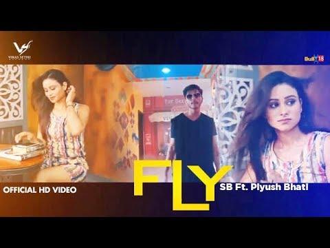 Fly (Official Video)   SB Rapper ft. Piyush Bhati   Anuj Gurjar   Latest Punjabi song   VS RECORDS