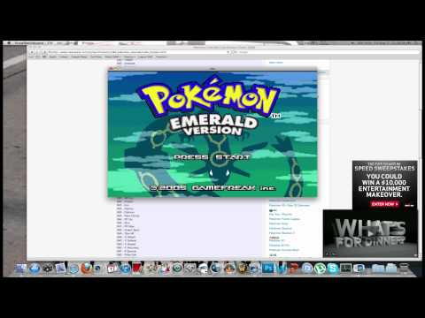 Pokemon Emerald Rare Candy and Infinite Money Codebreak