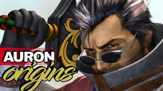 The Story of Auron ► Auron