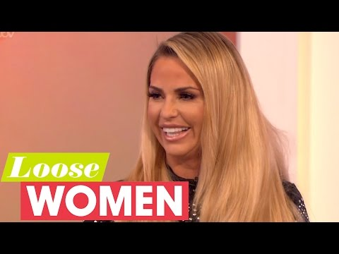 Katie Price On Dressing Less 'Sexy' Now | Loose Women