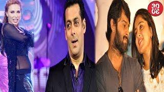Iulia Sings Salman Khan's 'Jag Ghoomeya' | Prabhas-Anushka To Team Up Again In 'Saaho'