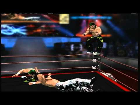 WWE 12 | TDWF CAW Wrestling MV ✭The Future✭