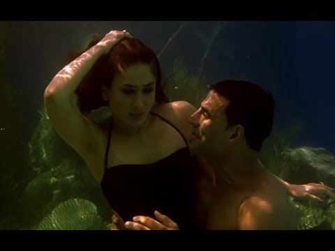 Akshay Kumar & Kareena Kapoor's Under Water Romance - Kambakkht Ishq video