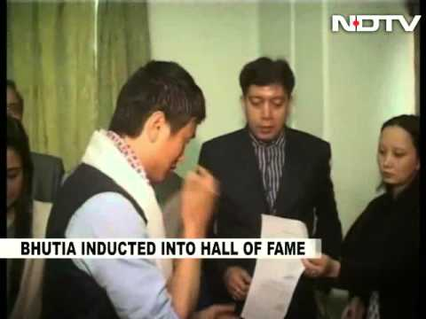 Bhaichung Bhutia first Indian to be inducted into Asian Football Confederation Hall of Fame