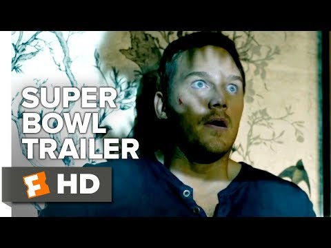 Jurassic World: Fallen Kingdom Super Bowl Trailer | Movieclips Trailers