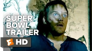 Jurassic World: Fallen Kingdom Super Bowl Trailer | Movieclips Trailers