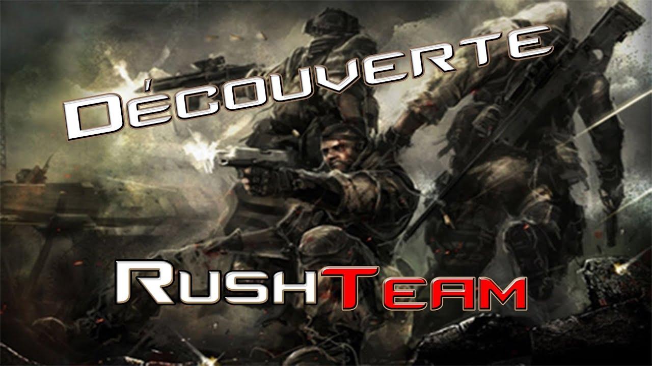 Rush Team Wallpaper Découverte de Rush Team fr