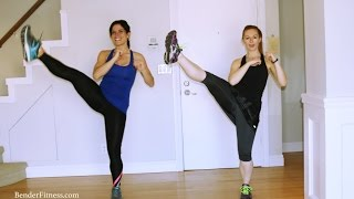 At Home Hands Free: Standing Lower Body Workout