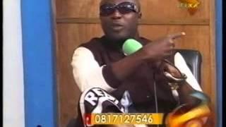 Celéo et Sankara Afrontement Dans Un Meme Plateau - Emission Congolaise