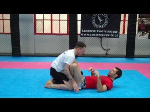 3 Drills for Butterfly Guard with Nathan Leverton - Leicester Shootfighter / LeverageSG Image 1