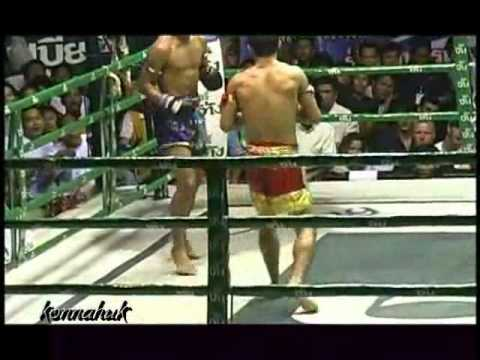 Attachai Fairtex vs Anuwat Kaewsamrit ''  R5
