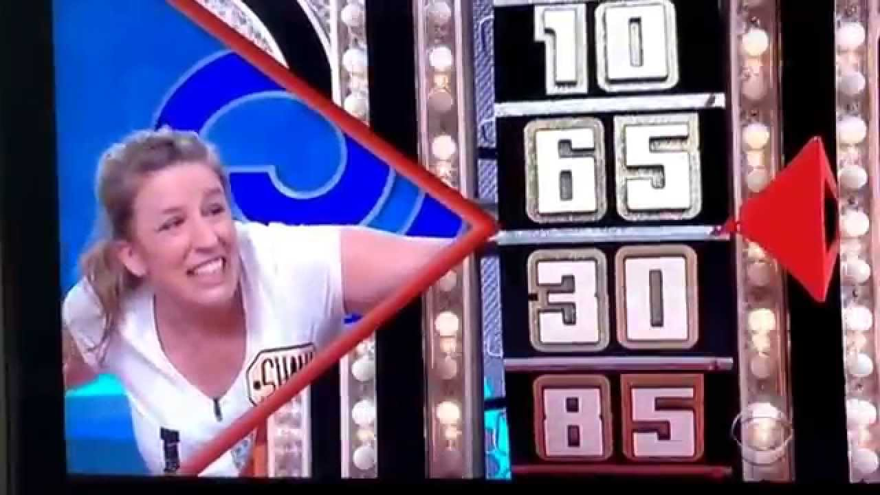 Price is Right Lady Price is Right~lady Wins