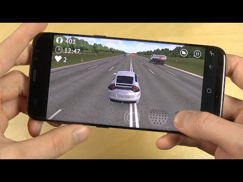Driving Zone Samsung Galaxy S8 Gameplay Review
