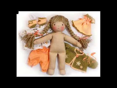 Как сделать куклу мягкую своими руками