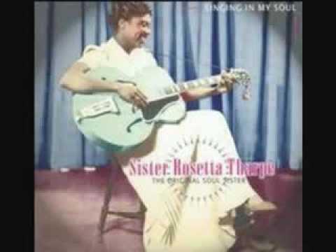 Key of C - Two Little Fishes - Sister Rosetta Tharpe