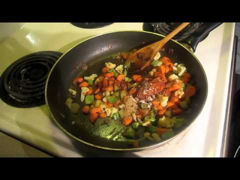 Easy Indian Vegetarian Recipe - Healthy Cooking