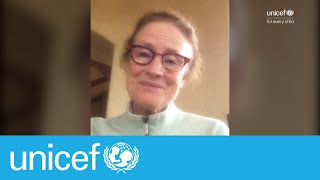 Day one: Executive Director Henrietta H. Fore's video diary amid the coronavirus outbreak | UNICEF