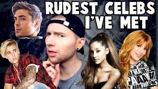 Exposing Rude Celebrities I 39 Ve Met I May Regret This