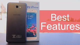 12 Best Features of Samsung J7 Prime, J2, J3, J5, J7, J5 Prime