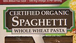 Study Pasta Not a Diet Wrecker After All (HD)