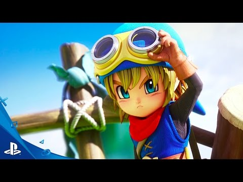Dragon Quest Builders - What is Dragon Quest Builders? | PS4, PS VIta