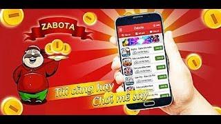 [ZABOTA] ứng dụng kiếm thẻ cào điện thoại, thẻ game cho điện thoại android
