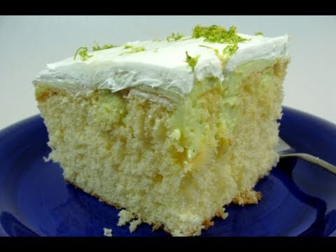 Lime Cake(Eggless or not)