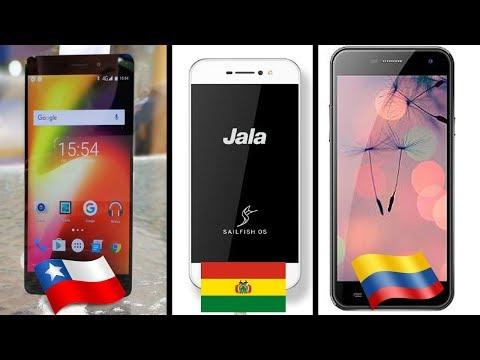 celulares hechos en países de latinoamerica - parte 1