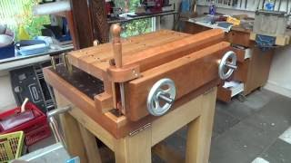 making a moxon vise
