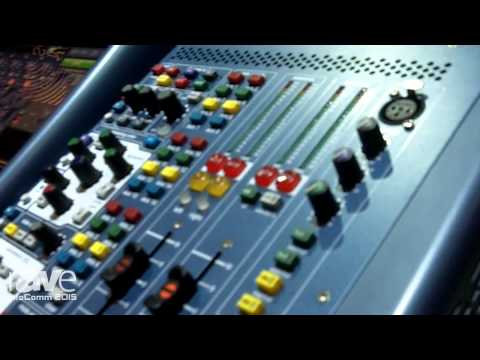 InfoComm 2015: Midas Consoles Exhibits PRO1 Digital Console with 40 Inputs