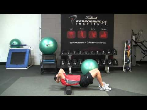 Golf Fitness Thoracic Spine Mobility Exercise