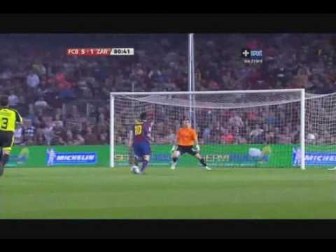 Lionel Messi Skills 2006-2010 *NEW*!!!!!