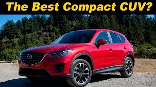2016 Mazda CX-5 Review and Road Test - DETAILED in 4K!