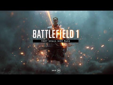 Battlefield 1: «Они не пройдут» (DLC) · СТРИМ · [PS4 Pro]