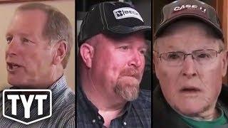 Trump's Voters Turn On Him