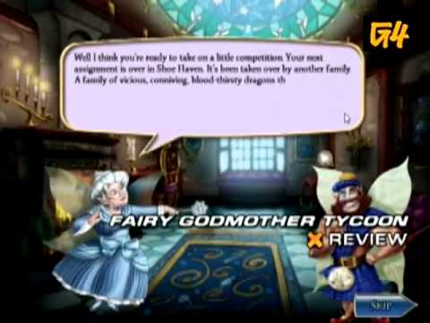 X-Play - Fairy Godmother Tycoon review