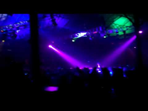 Rusko Bass Drop @ Electric Daisy Carnival 2010