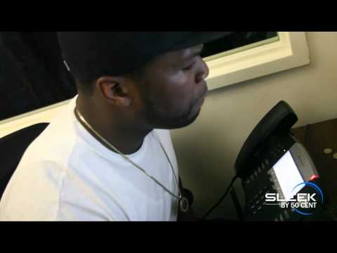 50 Cent Calls Up Angie Martinez - Screams on Q (WORLDSTARHIPHOP CEO)