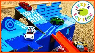 Cars for Kids! Hot Wheels Challenge Accepted SUBSCRIPTION BOX!