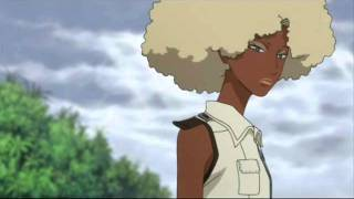 Black Anime and Manga Characters