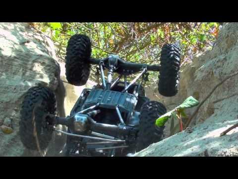 Axial Wraith Kit - Rock Bouncing / Hill Climbing
