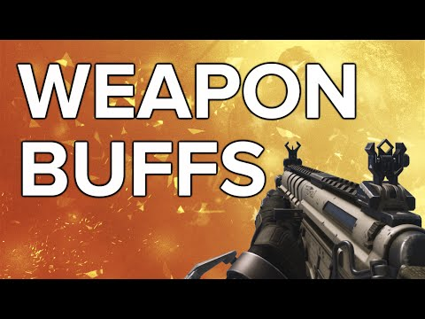 Advanced Warfare In Depth: Weapon Buffs (Patch Notes)